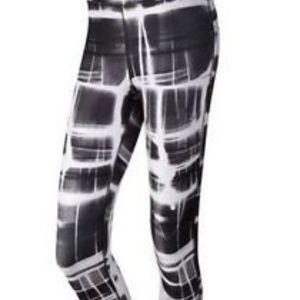 Nike dri fit Capri running active pants